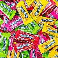 Жевательные конфеты пастилки Laffy Taffy микс 4 вкуса, 117г