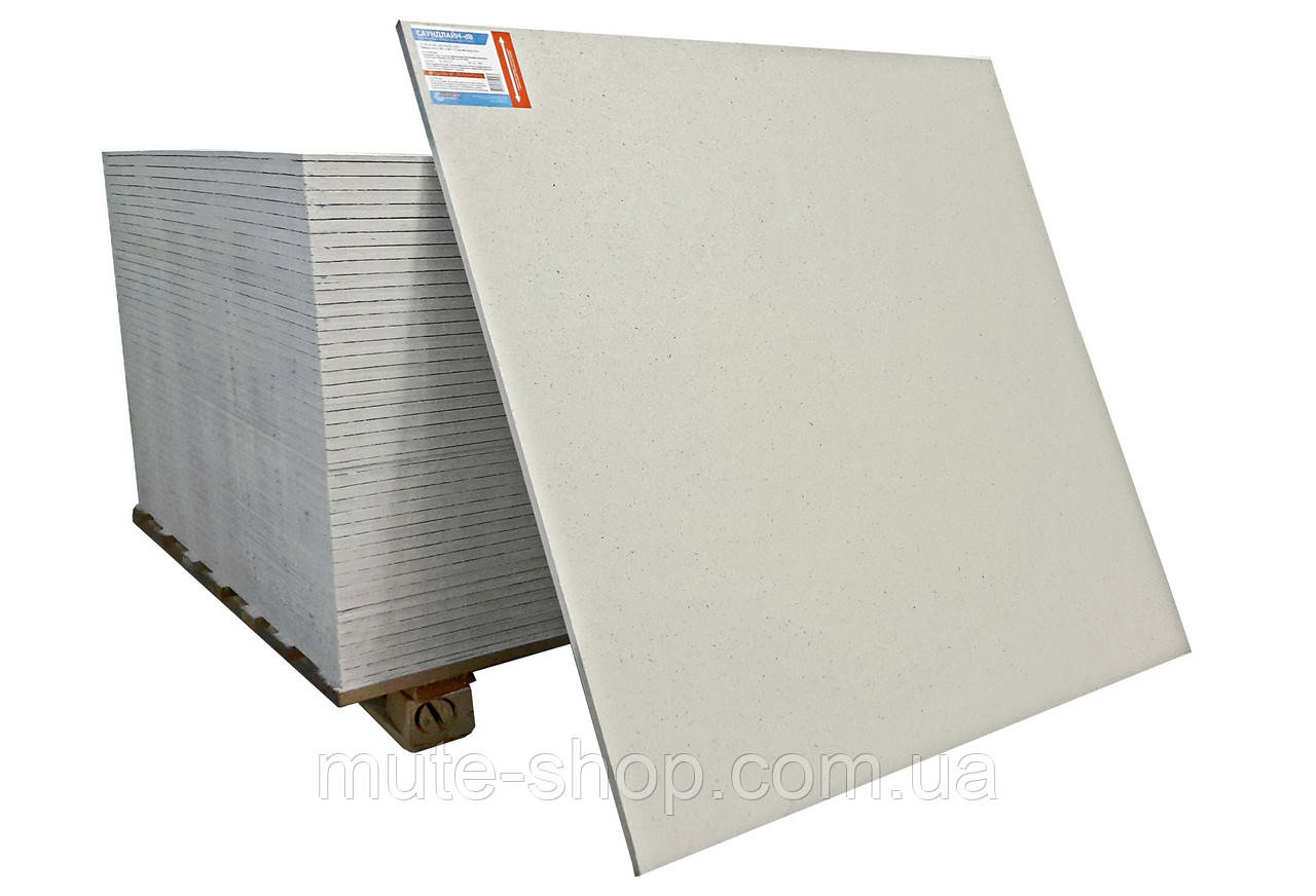 Саундлайн-dB триплекс ГВЛВУ, лист 1200х1200х17мм (1,44м2/лист)