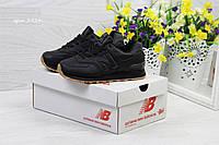 Кроссовки женские New Balance 574 Код SD-3924 Черные