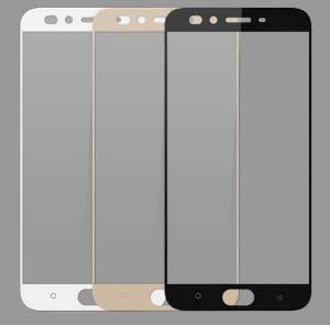 Защитное стекло 2,5D для телефона Samsung A3 2017 (A320)