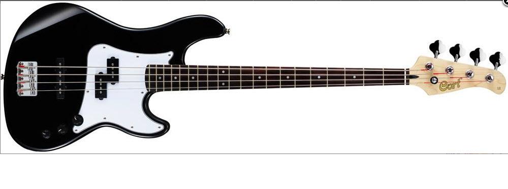 Бас-гитара CORT GB-14PJ (BK)