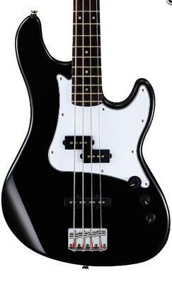 Бас-гитара CORT GB-14PJ (BK), фото 2