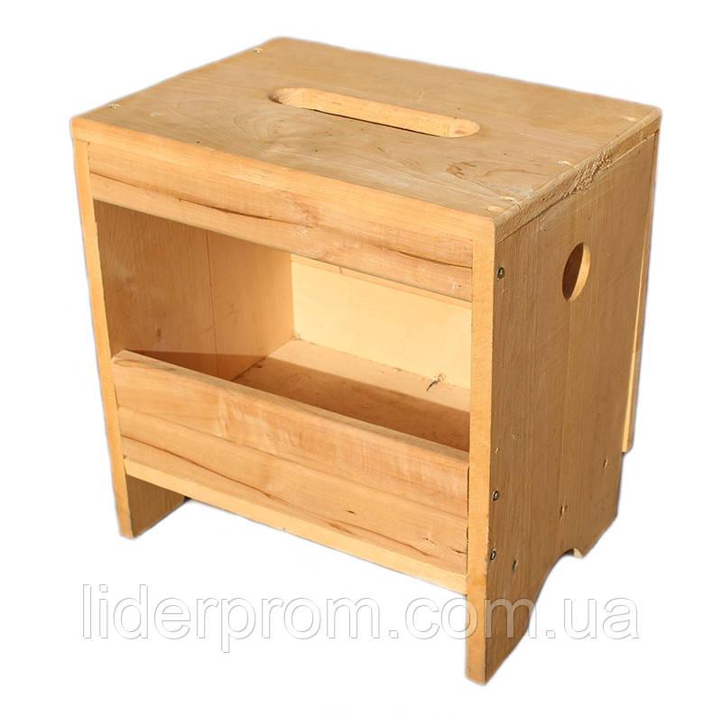Стул для пасечника деревянный
