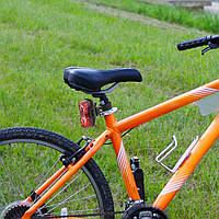 Яркий задний велосипедный габарит., фото 1