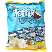 Жевательная конфета Toffix Coco 1Kg