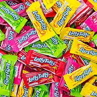 Жевательные конфеты пастилки Laffy Taffy микс 4 вкуса, 270г