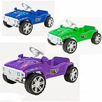 Детская Машина-каталка педальная Орион 792