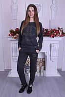 Красивый женский спортивный костюм бренд Chanel