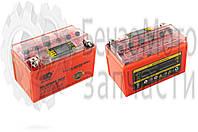 АКБ 12V 7А гелевый,150x85x95, с индикатором заряда, вольтметром) OUTDO
