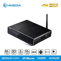 HiMedia Q10 Pro 4K - Android TV 4K UltraHD медиаплеер приставка