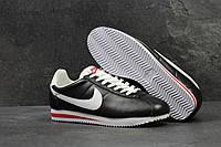 Кроссовки женские Nike Cortez SD1-4037 Черные с белым