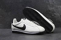 Кроссовки женские Nike Cortez SD1-4038 Белые с черным