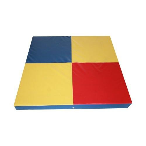 Спортивный мат для детей 100х80х5 см