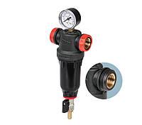 Магистральный промывной фильтр для горячей воды 80 микрон 1\2