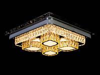 Хрустальный светильник потолочный с димером 6996-60, фото 1