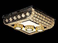 Хрустальный светильник потолочный с димером 6111-60, фото 1