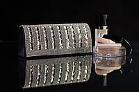 Enigma 04557 Клатч со стразами