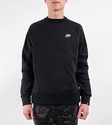 Мужская толстовка Nike черного цвета