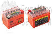 АКБ 12V 4Аh с индикатором заряда  OUTDO