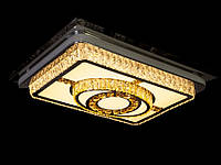 Хрустальный светильник потолочный с димером 6107-80*60, фото 1