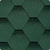 Шинглас Ультра Самба Соната (зеленый)