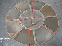 Просеивающие поверхности (ремонт и замена сеток)