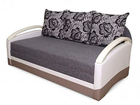 Современный диван Палермо с подлокотниками