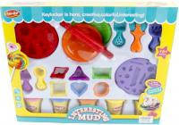 Для детского творчества Пластилин с набором для лепки, KA2019G
