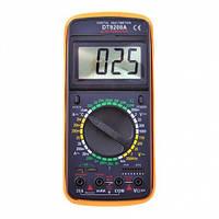 Цифровой мультиметр DT-9208A (тестер)