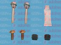 Ремонтный комплект суппорта (с направляющими) AUTOFREN SEINSA D7196C на DACIA LOGAN пикап (US_)