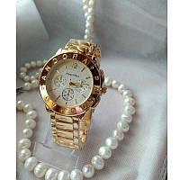 Женские часы Pandora,mod011, gold-white