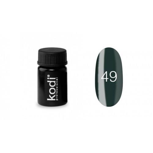 Гель-краска Kodi №49, 4 ml