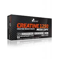Olimp Labs, Креатин Creatine Mega Caps 1250, 120 капсул