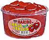 Желейные конфеты Сердца Любви  Харибо Нaribo 1200гр.150шт.