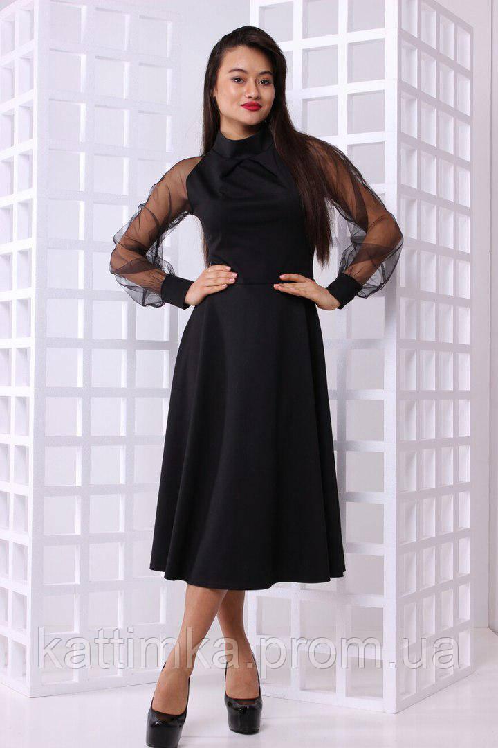 """9fb8375e293 Женское стильное платье """"ЛОЛА"""" - Интернет-магазин"""