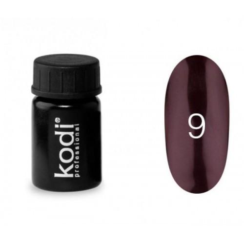 Гель-краска Kodi №9, 4 ml