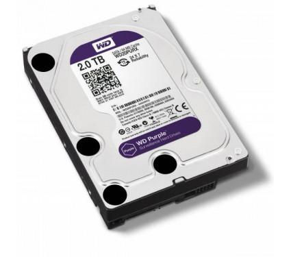 Жёсткий диск Western Digital WD20PURX 2Tb