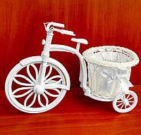 Декоративный велосипед (129) для композиций (17 х 26 см)