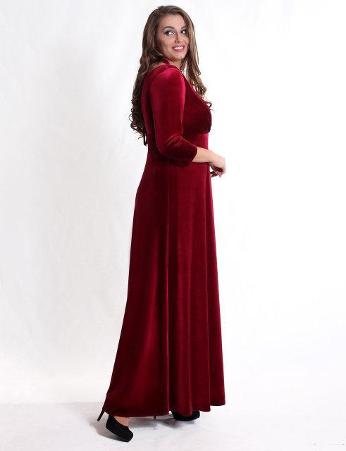 Вечерние женские платья, праздничные от 42 до 48+