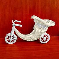 Декоративный велосипед (150) для композиций (13 х 24 см)