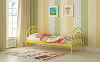 Кровать Алиса Люкс 80х190 см. Мадера