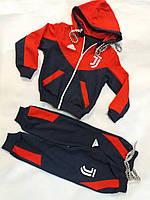 Спортивный костюм трикотаж на мальчика  (р.28/34) купить оптом