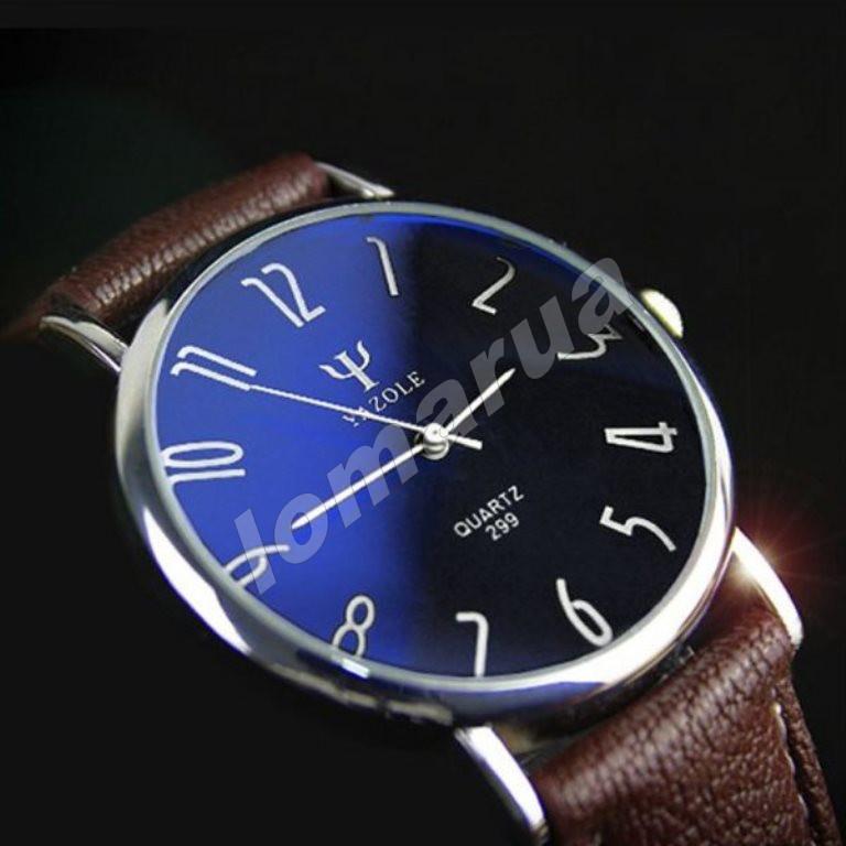 Мужские кварцевые часы Yazole 299