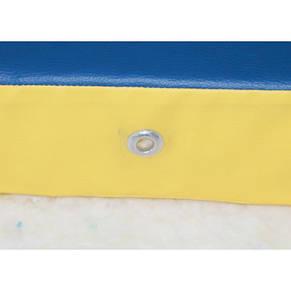 Спортивный мат 200-100-10 см , фото 2