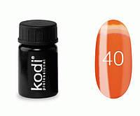 Гель-краска Kodi №40, 4 ml