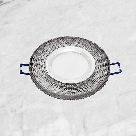 Точечный врезной светильник (05-А58), фото 2