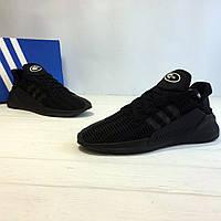Мужские кроссовки Adidas ADV Сlimacool Black 42 и 44 размеры