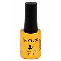 F.O.X. Rubber top coat 12 ml