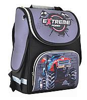 Рюкзак школьный каркасный Smart  PG-11 Extreme power