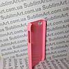 Чехол для 2D сублимации пластиковый Iphone 5/5S розовый